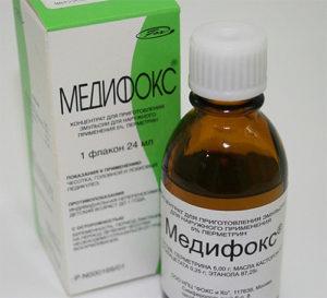 Лекарственные препараты от педикулеза