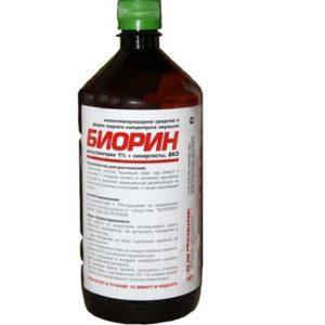 Химические средства от блох