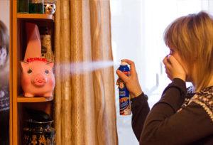 Подготовка к очистке жилья