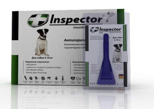 Инспектор от клещей
