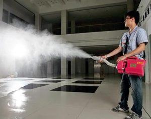 генераторы холодного тумана
