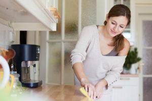 Как избавиться от фруктовой моли