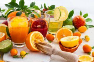 Использование корки цитрусовых - лимона, апельсина