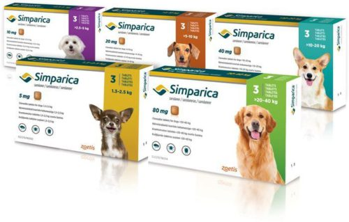 Таблетки против клещей для собак