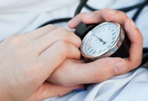 Тахикардия и повышение давления