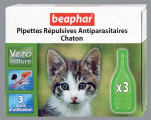 "Капли для кошек ""Беафар"""