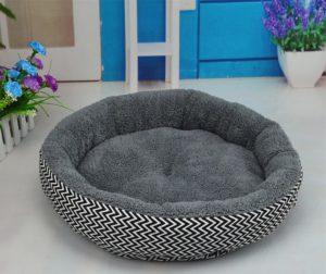 подстилка, где спит собака или кот