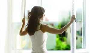 Открытые окна необходимость перед обработкой