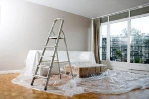 Хорошо спасают  ремонтные работы