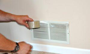 клопы могут появиться через вентиляционные решетки