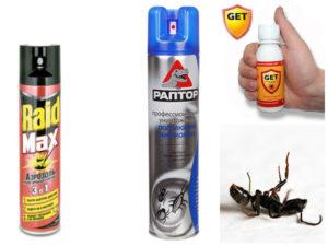 Средства против муравьев